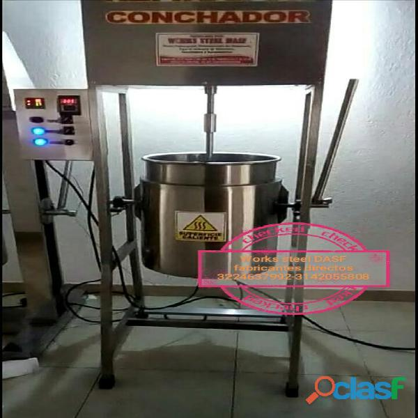 Refinador Conchador De Chocolate   Tstador de Cacao