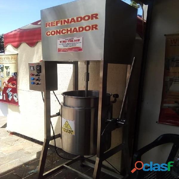 Refinador Conchador De Chocolate   Tstador de Cacao 2