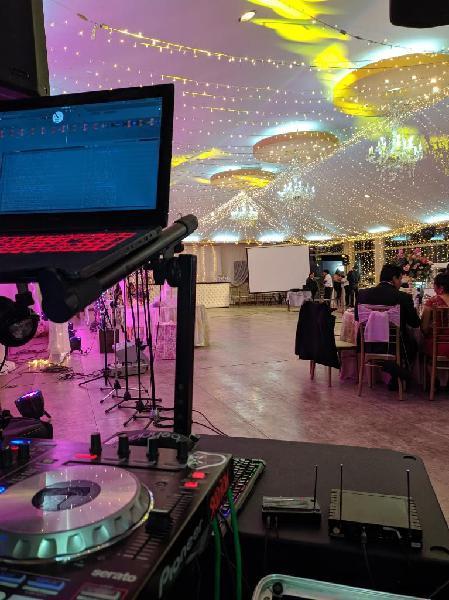 Alquiler de sonido e iluminación y dj