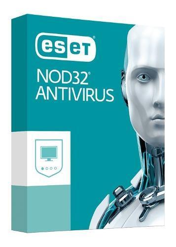 Eset nod32 antivirus licencia 10 años 1 pc