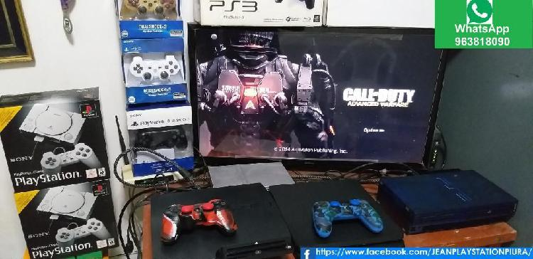 Instalacion juegos playstation ps3 super rápido directo, y