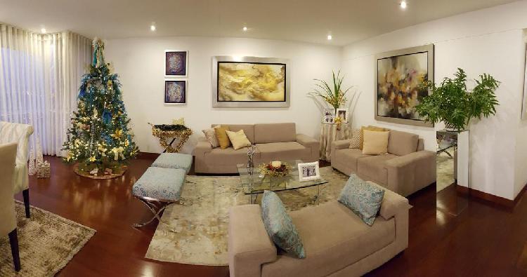 Moderno departamento duplex en venta san borja