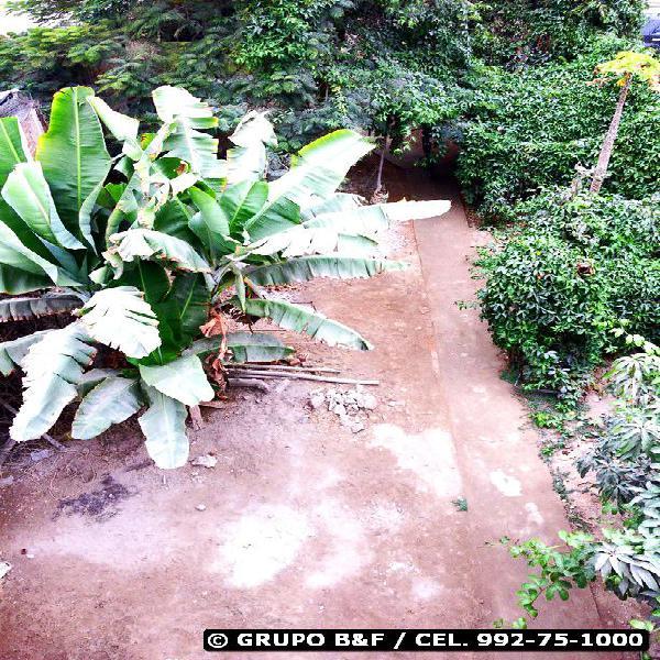 Oportunidad de inversión terreno en los huertos de villa en