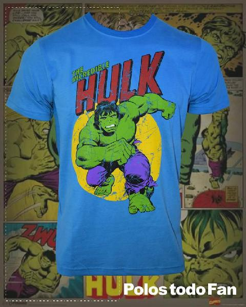 Polo hulk, cómics