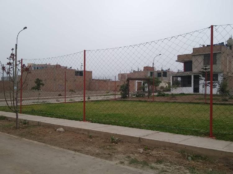 Terreno en Av - Frente a Alameda - Santa María Carabayllo