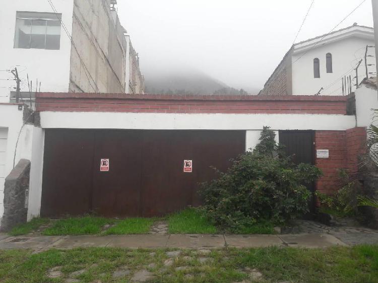 Venta de Terreno de 282 m² Urb. Las Lomas de La Molina