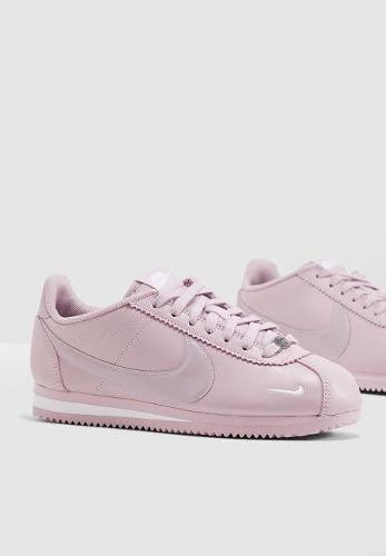 nike cortez mujer leather