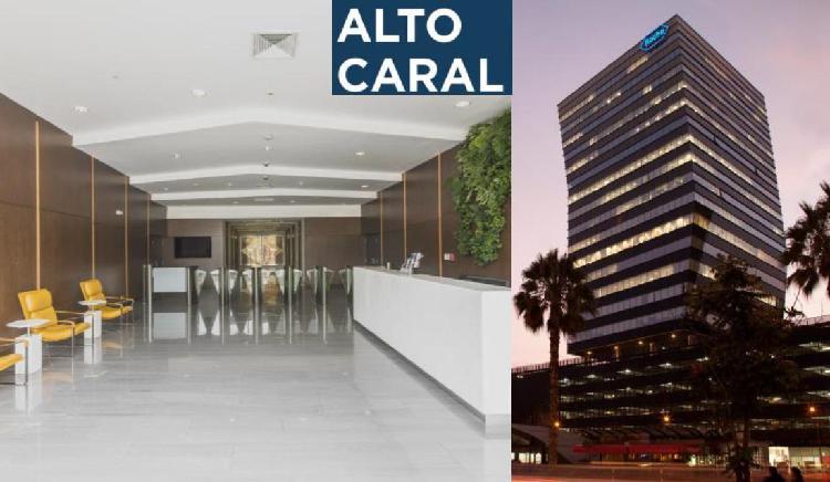Alquiler oficina 644 m² en gris piso 17 - dionisio
