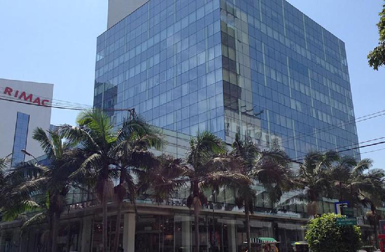 Alquiler oficina 935 m² piso 9 en plaza del sol san