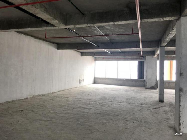 Alquiler oficina miraflores - reducto - estreno - 131 m²