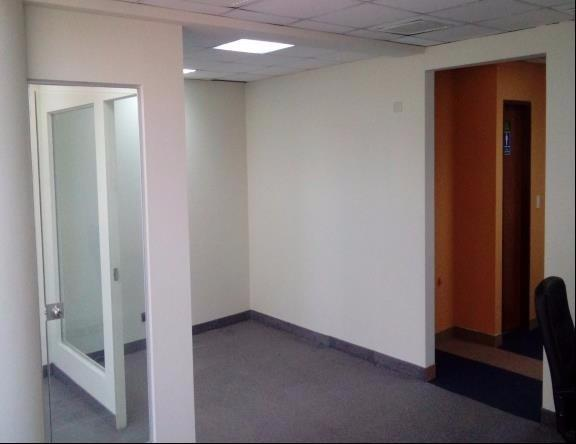 Alquiler oficinas implementadas en exclusivo edificio