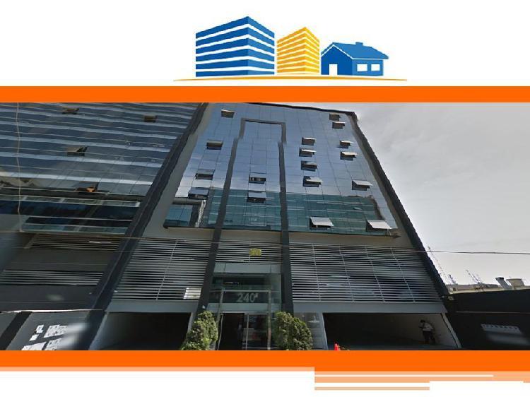 Alquiler de oficina implementada de 132 m² en santiago de