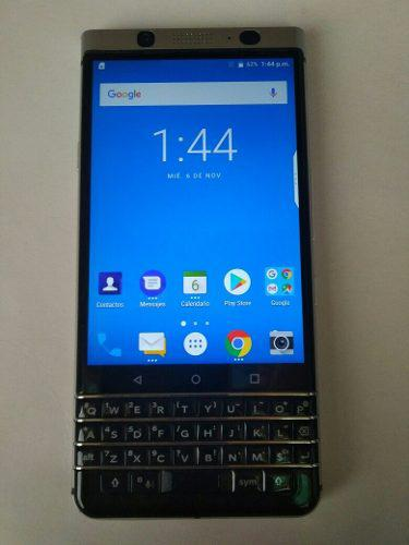 Celular blackberry keyone 32gb 3 ram android 7 lte 4g
