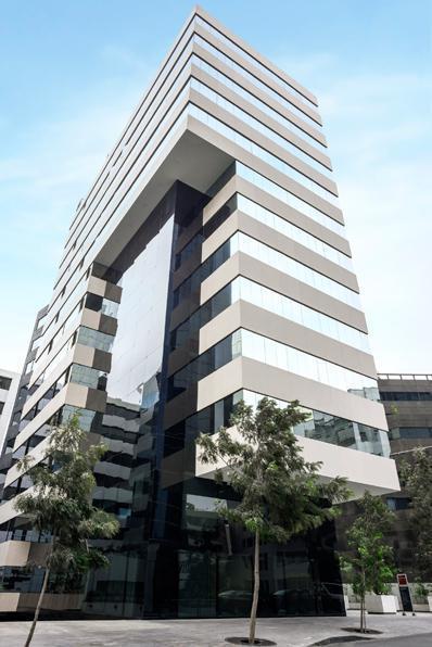 Cer5 - 901 oficina de estreno en san isidro de 375 m
