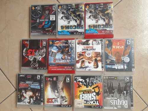 Juegos ps3 juegos originales.... omerflo