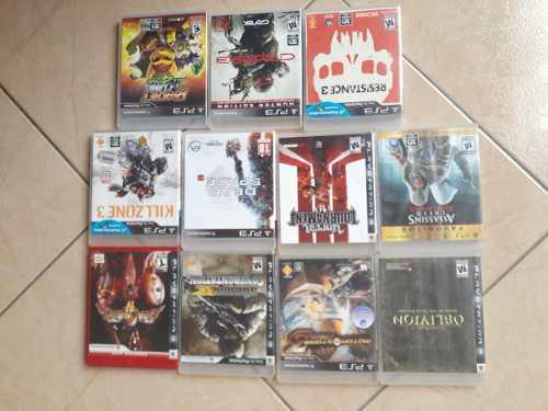 Juegos ps3 juegos originales...... omerflo
