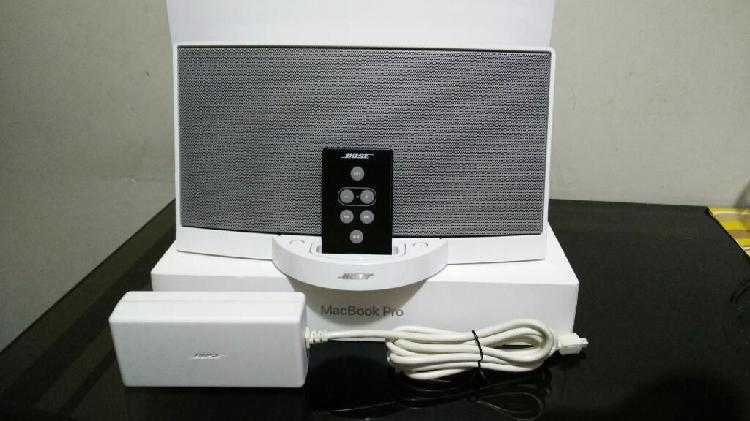 Bose soundock 1 con entrada auxiliar