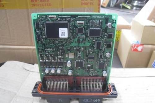 Ecu computadora mazda demio dy3w