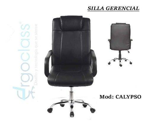 Silla gerencial modelo calypso ergoclass, oferta oficina en ...