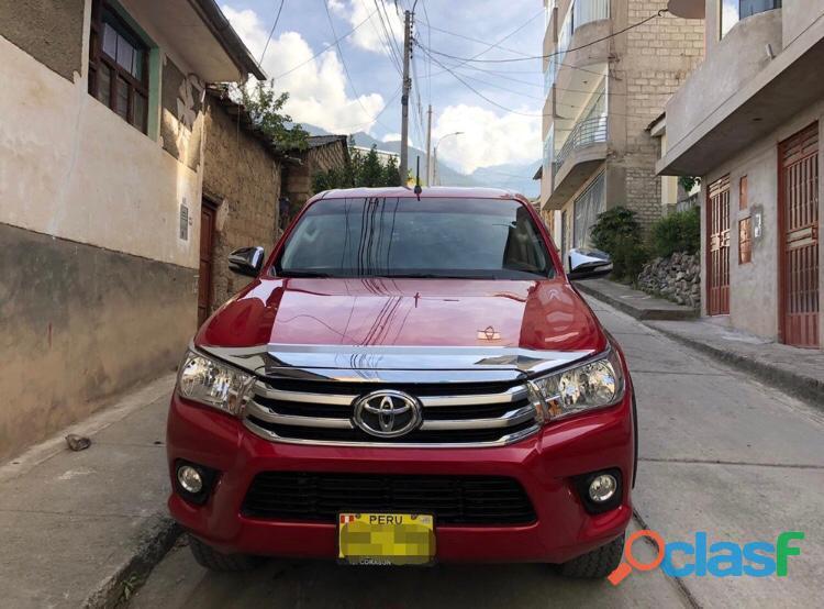 TOYOTA HILUX SRV 2017, usado segunda mano  Trujillo (La Libertad)