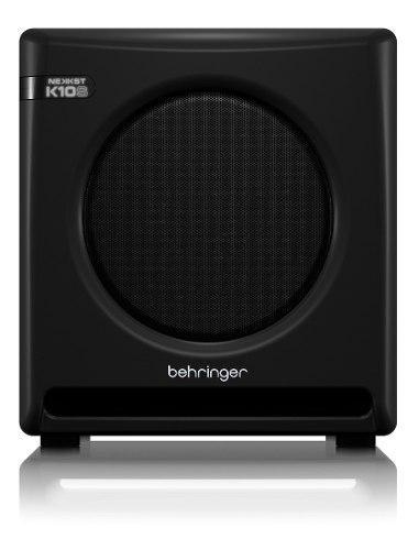 Behringer k10s monitor sub-bajo activo subwoofer studio 10''