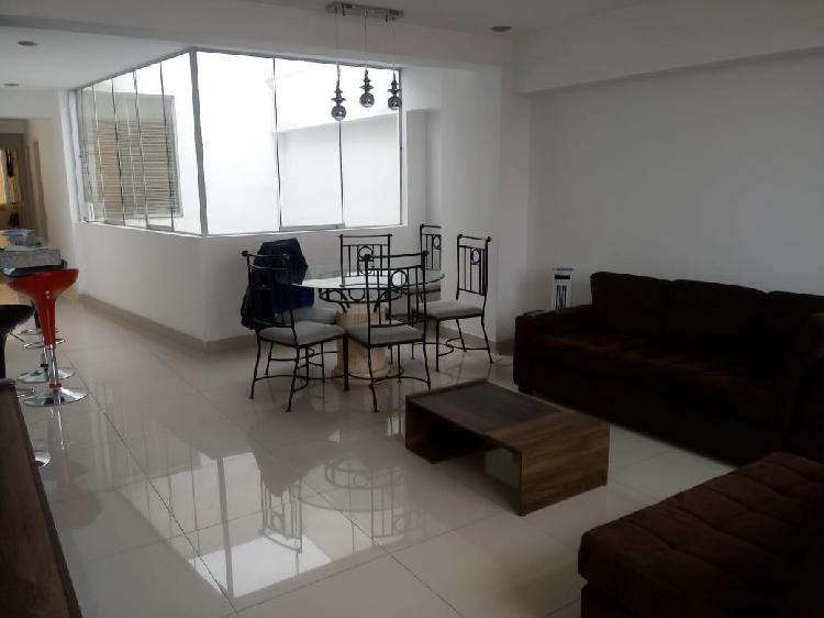 Departamento estreno, 4to piso, 92 m² + 02 cocheras, san
