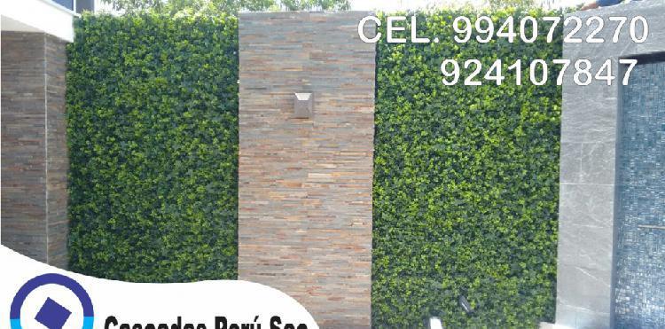 Jardin vertical exterior, jardin vertical exterior