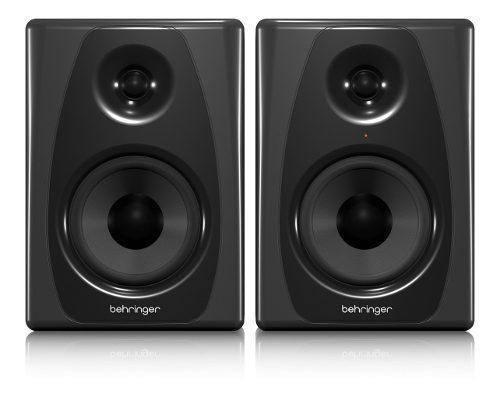 Monitores activos 150w 5'' behringer studio 50usb