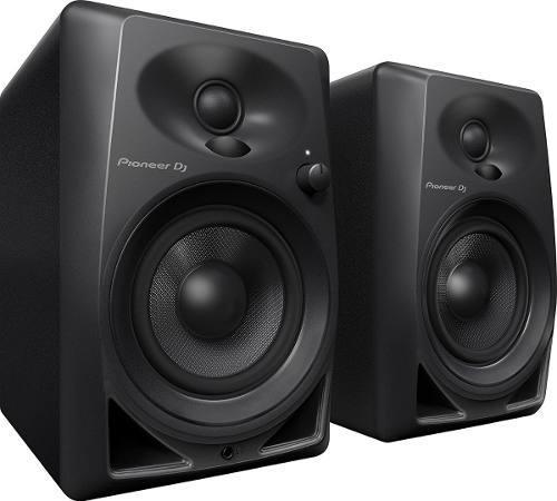 Pioneer dj dm-40 parlantes monitor activo - producto nuevo