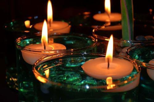 Velas aromáticas frutales the original candle made in india