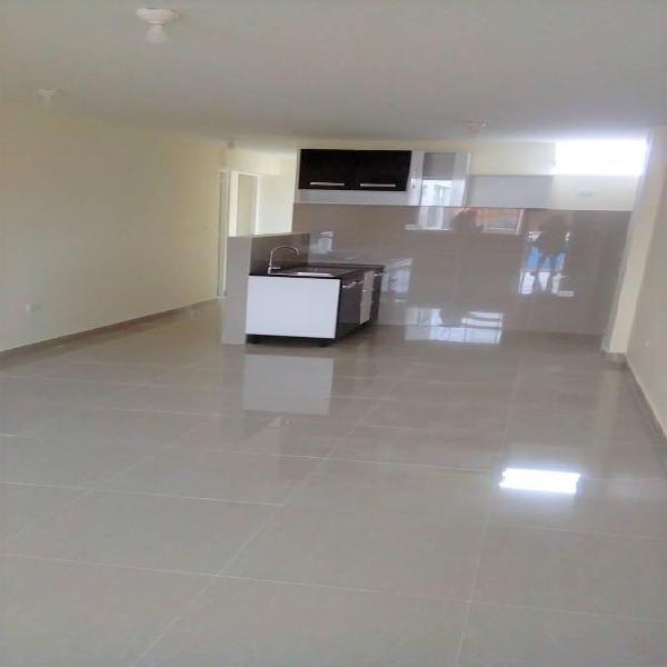 Vendo departamento en 4to piso 62 m², (estreno) - los