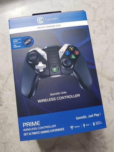 Gamesir g4s mando inalambrico pc celular ps3 tvbox vr