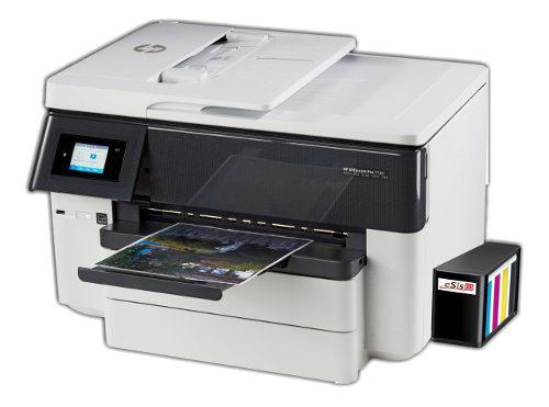 Hp officejet pro 7740 wifi a3 multinacional sistema continuo