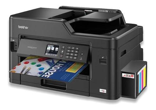 Impresora brother mfc-j5330dw + sistema continuo de negocios
