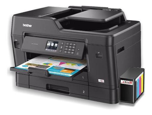 Impresora brother mfc-j6730dw + sistema continuo de negocios