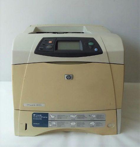 Impresora laserjet 4350