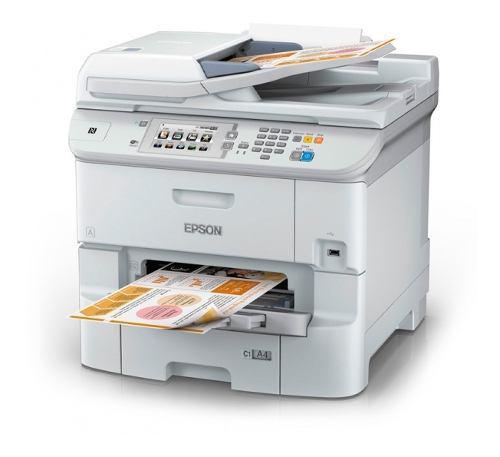 Mpresora multifuncional tinta epson workforce pro wf-6590 p