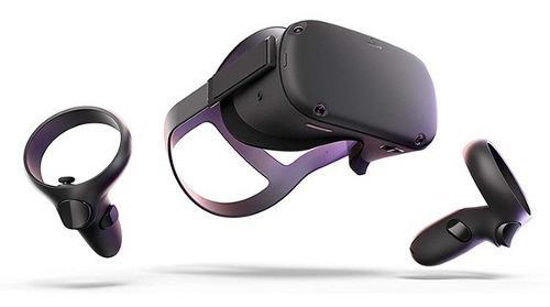 Oculus Quest Vr All-in-one Sistema De Juego 64gb