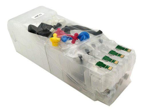 Sistema continuo impresora brother j5330dw j6730dw (x mayor)