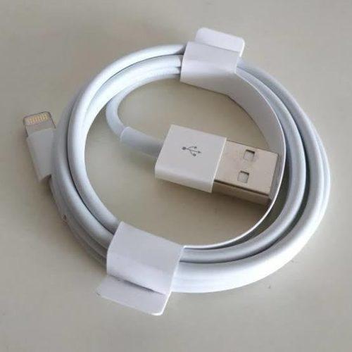 Cable Lighthing iPhone X ¿ Original De Fábrica