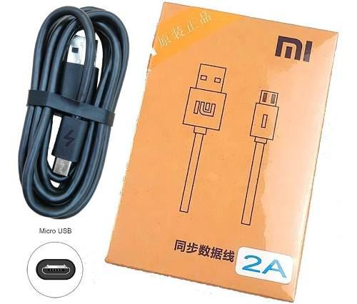 Cable Tipo Usb Xiaomi Samsung Huawei Quick Charge 2.0