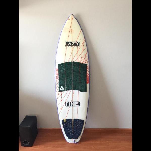 Lazy surfboard tabla de surf como nueva