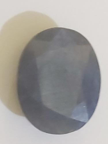 Piedra zafiro sin tratar natural 11.00 ct. n 7 zaf.