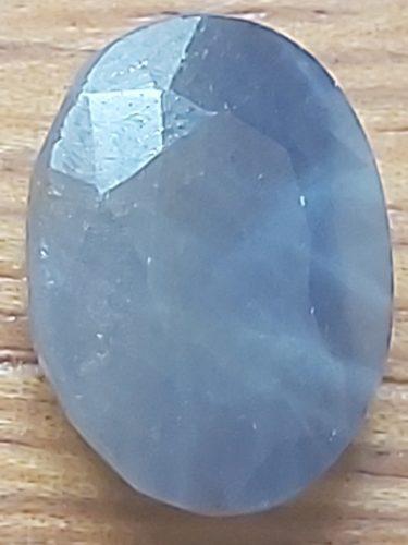 Piedra zafiro sin tratar natural 11.00 ct. n 9 zaf.