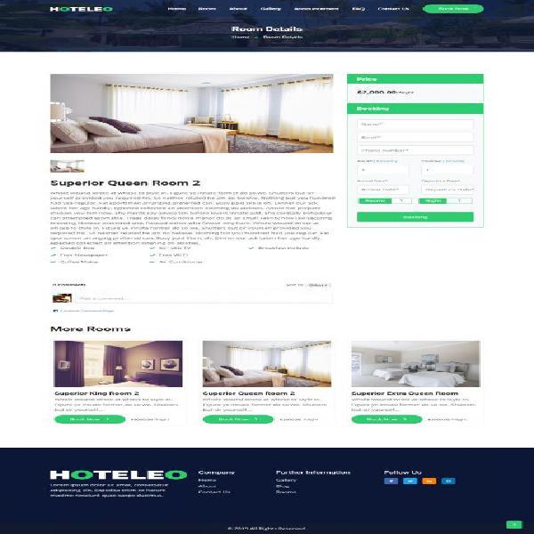 Software de gestiòn para hoteles, hostales y habitaciones