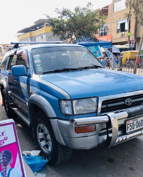 Toyota hilux surf 4x