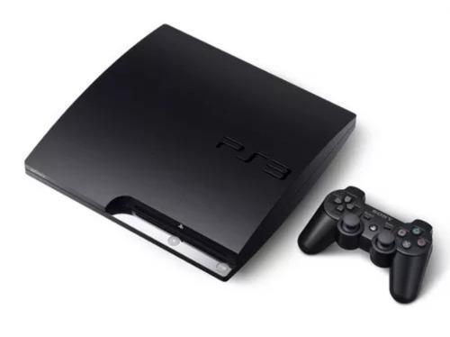 Ps3 play station 3 250 gb + 65 juegos digitales: super slim