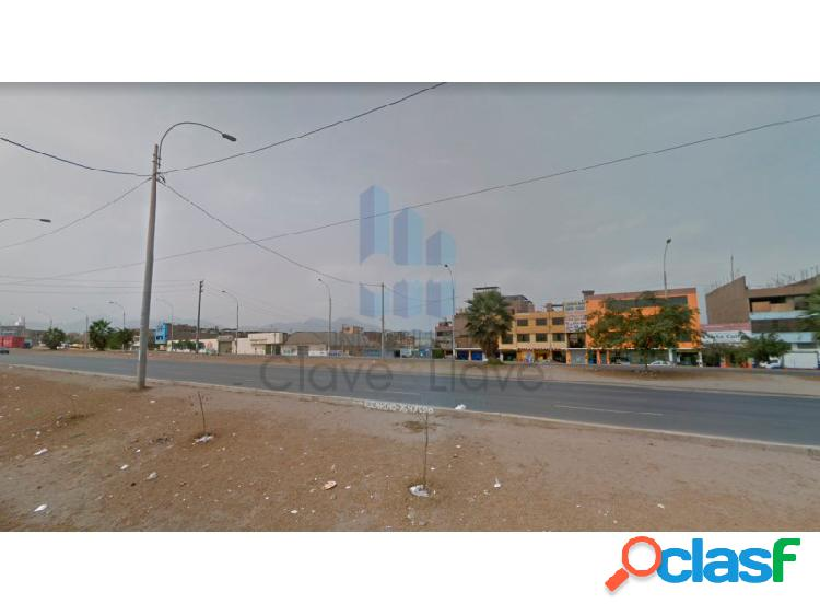 Terreno en venta en Av. Canta Callao - SMP - Ubicación Privilegiada