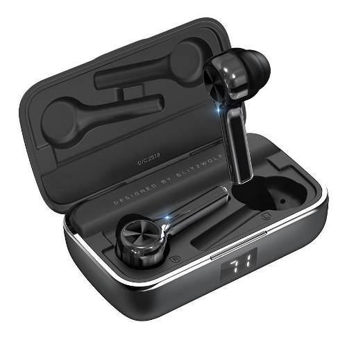 Audifonos inalámbricos bluetooth 5.0 premiun blitzwolf 2019