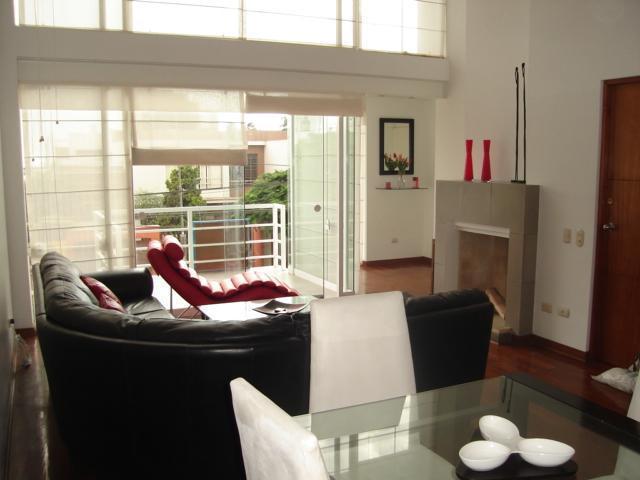 Lindo duplex de 1 dormitorio con terraza en miraflores